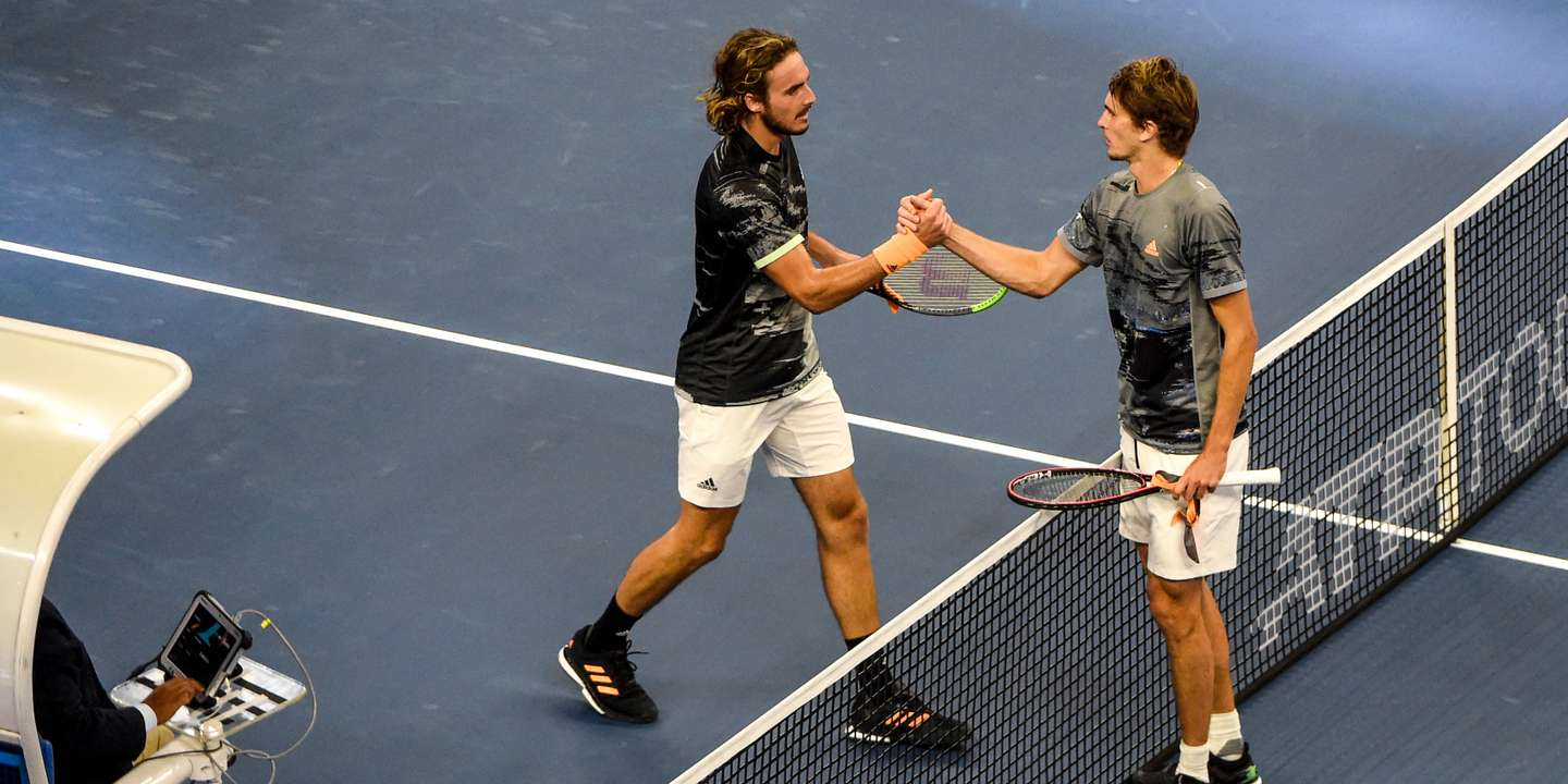 Stefanos Tsitsipas And Alexander Zverev On Behalf Of Their Mothers Magazine Com Co Your Daily Dose Of News Updates