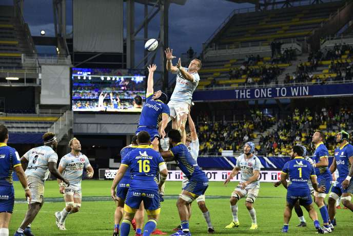 Racing 92 has chained three victories since the resumption of competition in France.