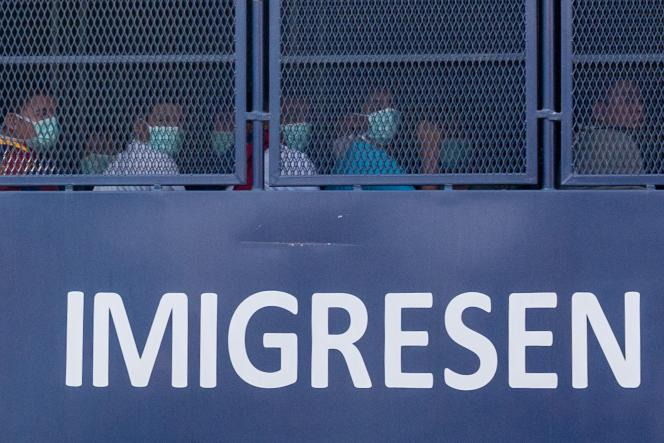 Non-governmental organizations have expressed concern about the possible presence of asylum seekers and members of vulnerable minorities among the deported migrants.
