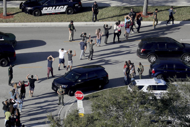 In 2018, on Valentine's Day, a 19-year-old Nikolas Cruz opened fire at this Southeast Florida facility, Marjory Stoneman Douglas High School, killing 14 high school students and 3 supervisors.