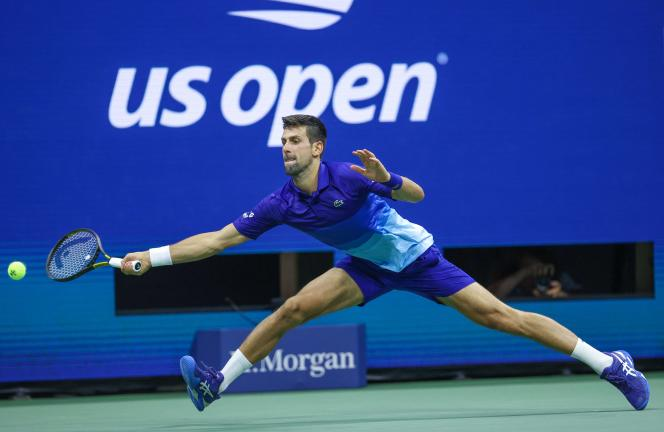 There are still two victories to be won for Novak Djokovic to succeed in the calendar Grand Slam, after his success over the Italian Matteo Berrettini, in the quarterfinals of the US Open, in New York, on September 8, 2021.